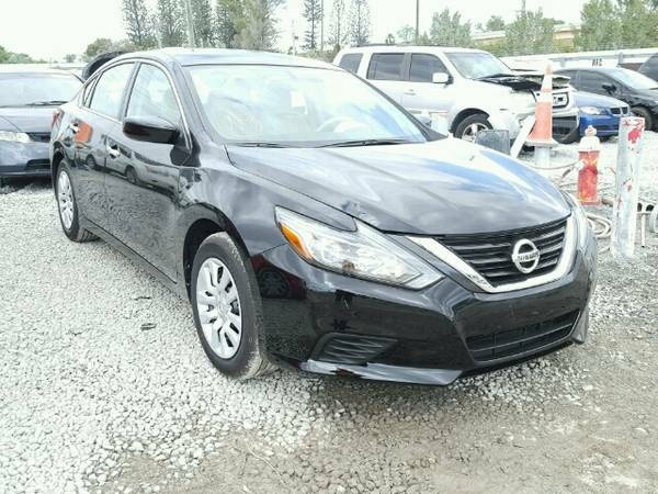 2016 nissan altima for sale in your area cargurus. Black Bedroom Furniture Sets. Home Design Ideas