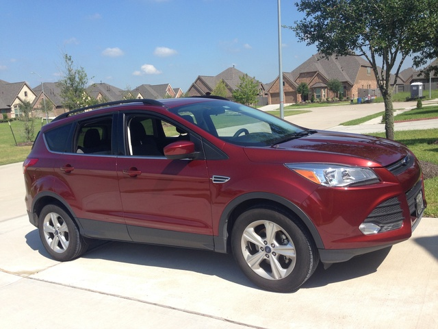 2014 ford escape review. Cars Review. Best American Auto & Cars Review