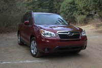 2016 Subaru Forester Picture Gallery