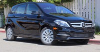 2016 Mercedes-Benz B-Class Overview