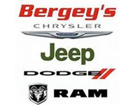Bergey's Chrysler Jeep Dodge Ram logo