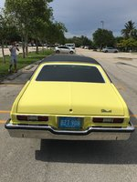 Picture of 1973 Oldsmobile Omega, exterior