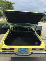 Picture of 1973 Oldsmobile Omega, exterior, interior