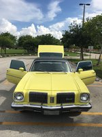 1973 Oldsmobile Omega Picture Gallery