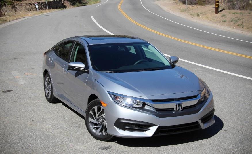 Picture of 2016 Honda Civic LX