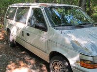 Picture of 1993 Dodge Grand Caravan 3 Dr SE Passenger Van Extended, gallery_worthy
