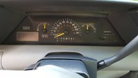 Picture of 1990 Pontiac Grand Prix 4 Dr LE Sedan, interior, gallery_worthy
