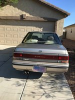 Picture of 1991 Subaru Legacy 4 Dr L AWD Sedan, exterior