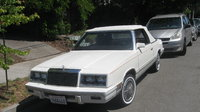 Picture of 1982 Chrysler Le Baron Medallion Convertible