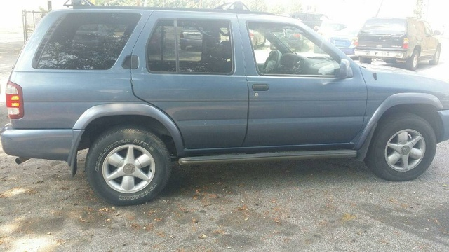 Marvelous Picture Of 2001 Nissan Pathfinder LE 4WD, Gallery_worthy