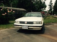Picture of 1991 Oldsmobile Cutlass Ciera 4 Dr SL Sedan, exterior