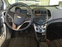 Picture of 2013 Chevrolet Sonic LT, interior