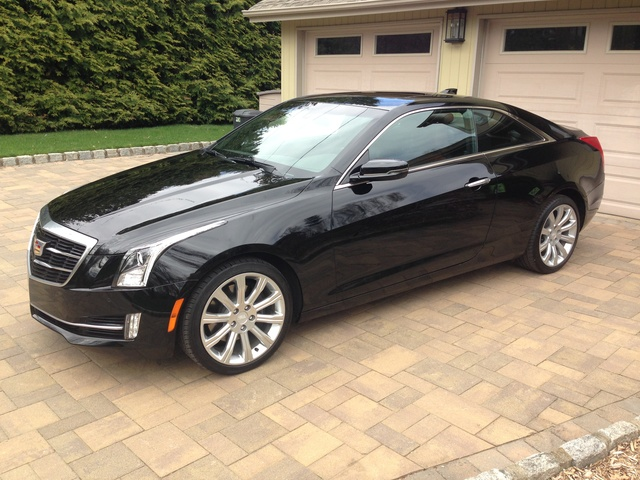 2015 cadillac ats coupe overview cargurus. Black Bedroom Furniture Sets. Home Design Ideas