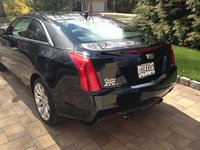 Picture of 2015 Cadillac ATS Coupe 3.6L Luxury AWD, exterior