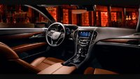 Picture of 2015 Cadillac ATS Coupe 3.6L Luxury AWD, interior
