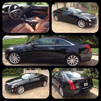 Picture of 2015 Cadillac ATS Coupe 3.6L Luxury AWD, exterior, gallery_worthy