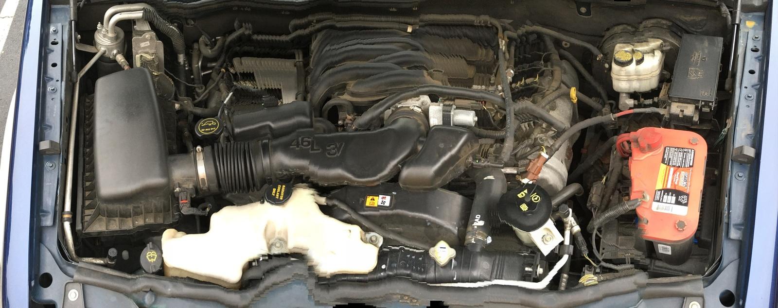 Ford Explorer Questions - Low Pressure Port - CarGurus