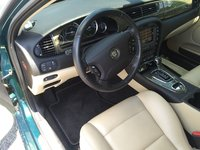 Picture of 2005 Jaguar S-TYPE R 4 Dr Supercharged Sedan, interior, gallery_worthy