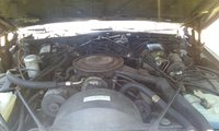 Picture of 1984 Cadillac DeVille Base Sedan, engine