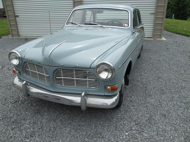 Picture of 1966 Volvo 122