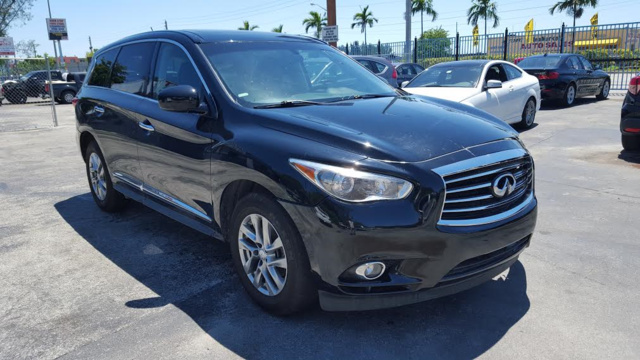 Picture of 2013 INFINITI JX35 Base