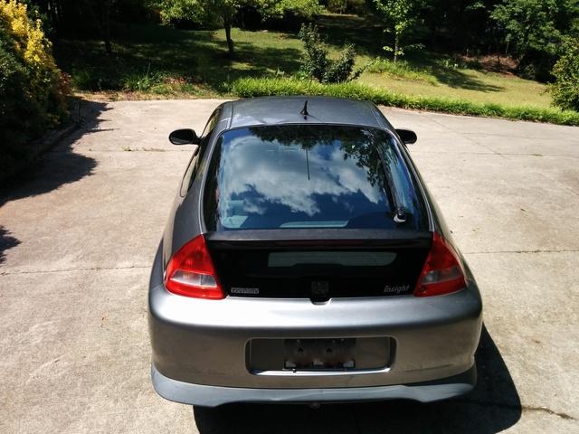 2002 Honda Insight - Pictures - CarGurus