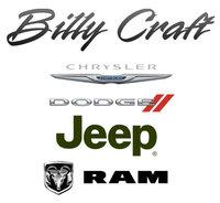 Billy Craft Chrysler Dodge Jeep Ram logo