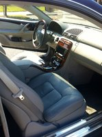 Picture of 2003 Mercedes-Benz CL-Class 2 Dr CL500 Coupe, interior