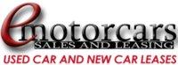 E Motorcars logo
