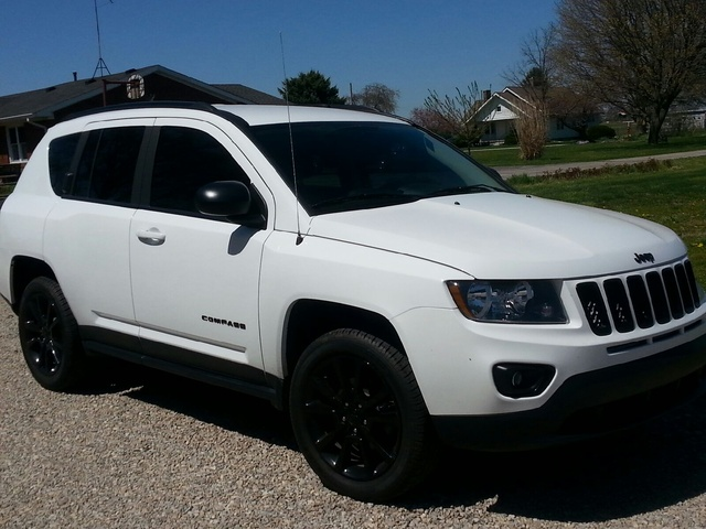 2015 jeep compass overview cargurus. Black Bedroom Furniture Sets. Home Design Ideas