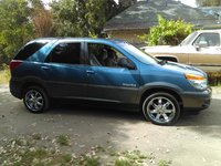 2002 Buick Rendezvous Picture Gallery