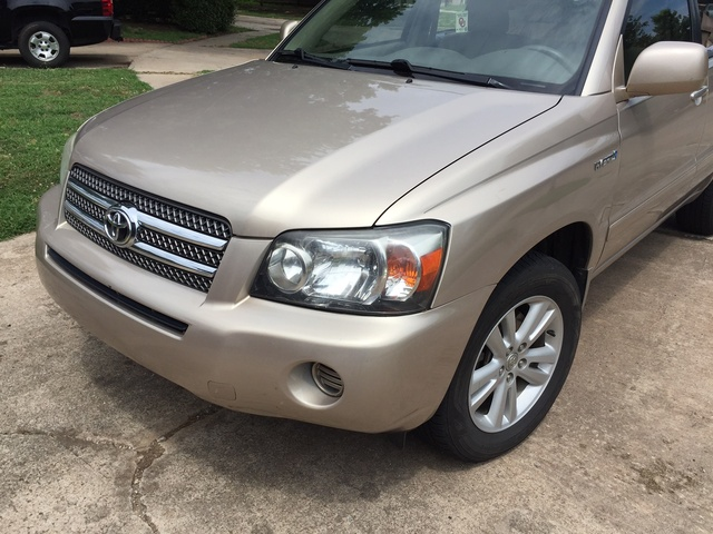 Picture of 2006 Toyota Highlander Hybrid Base