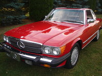 Picture of 1987 Mercedes-Benz SL-Class 560SL, exterior