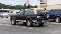 1988 Ford Bronco Picture Gallery
