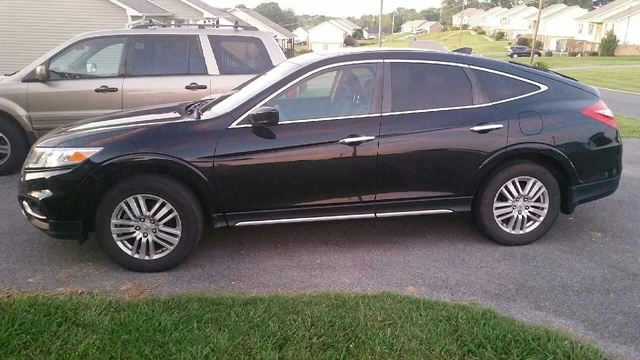 Picture of 2013 Honda Crosstour EX