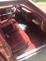 Picture of 1992 Cadillac Brougham Base Sedan, interior