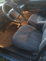 Picture of 1991 Ford Tempo 4 Dr GL Sedan, interior