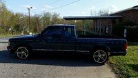 Picture of 1992 GMC Sonoma 2 Dr SLE Extended Cab SB, exterior