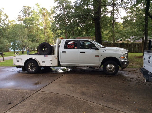 Picture of 2011 RAM 3500 Chassis SLT Crew Cab DRW 4WD, exterior, gallery_worthy
