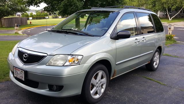 Picture of 2002 Mazda MPV ES
