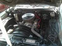 Picture of 1977 Chevrolet Monte Carlo, engine