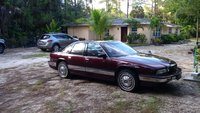 Picture of 1993 Buick Regal 4 Dr Limited Sedan, exterior
