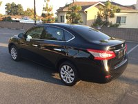 Picture of 2015 Nissan Sentra S, exterior, gallery_worthy