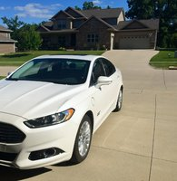Picture of 2013 Ford Fusion Energi Titanium, exterior