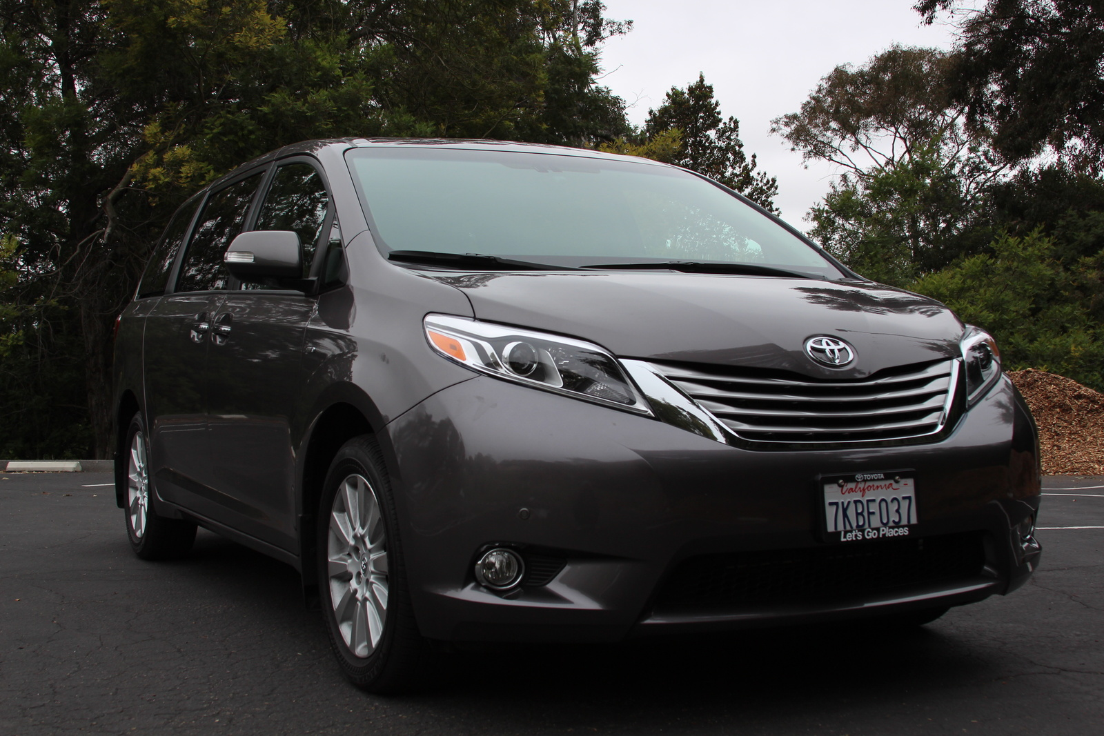 2016 toyota sienna for sale in your area cargurus. Black Bedroom Furniture Sets. Home Design Ideas