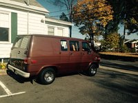 1988 Chevrolet Sportvan Overview