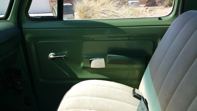 Picture of 1972 Dodge D-Series, interior, gallery_worthy