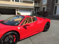 Picture of 2012 Ferrari 458 Italia Convertible, exterior, gallery_worthy
