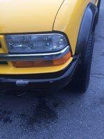 Picture of 2004 Chevrolet Blazer LS ZR2 4WD, exterior