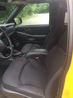 Picture of 2004 Chevrolet Blazer LS ZR2 4WD, interior